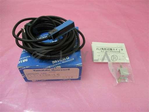 FL2-4A6H-L5/-/Yamatake-Honeywell FL2-4A6H-L5 Proximity Sensor, Micro Switch, 409039/Yamatake-Honeywell/-_01