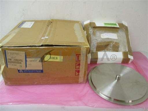 0020-90607/-/AMAT 0020-90607 Plate, Valve-Hivac, 409147/AMAT/-_01