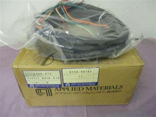 0150-00193/-/AMAT 0150-00193 Cable Assembly, AC Interconnect, 409166/AMAT/-_01