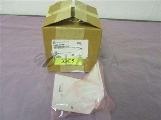 0040-42181/-/AMAT 0040-42181 Cover, Upper WTR Box, ANNL Chamber, 300MM, 409648/AMAT/-_01