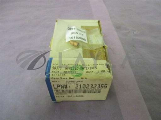 0021-38505/-/AMAT 0021-38505 Adapter, Elec, Heated Liner, 410187/AMAT/-_01