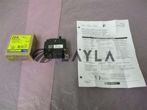 QOB2205237/-/Square D QOB2205237, Bolt-on Circuit Breaker, 120/240 V, 50/60 Hz, 410833/Square D/-_01