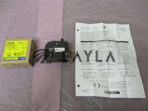 QOB2205237/-/Square D QOB2205237, Bolt-on Circuit Breaker, 120/240 V, 50/60 Hz, 410853/Square D/-_01