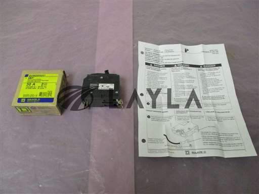 QOB2305237/-/Square D QOB2305237, Bolt-on Circuit Breaker, 120/240 V, 50/60 Hz, 410874/Square D/-_01
