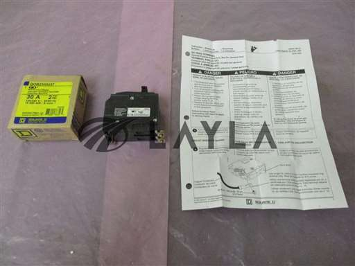QOB2305237/-/Square D QOB2305237, Bolt-on Circuit Breaker, 120/240 V, 50/60 Hz, 410882/Square D/-_01
