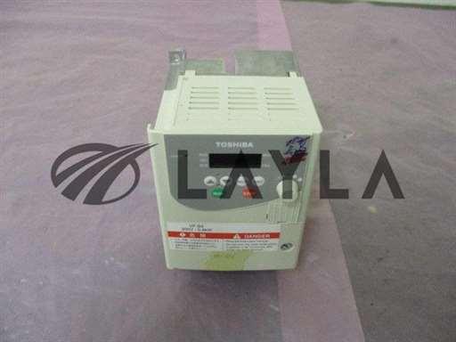 -/-/Toshiba VFS9-2004PM-WN Transistor Inverter, 3PH, 200/230V, 50/60Hz, 411017/Toshiba/-_01
