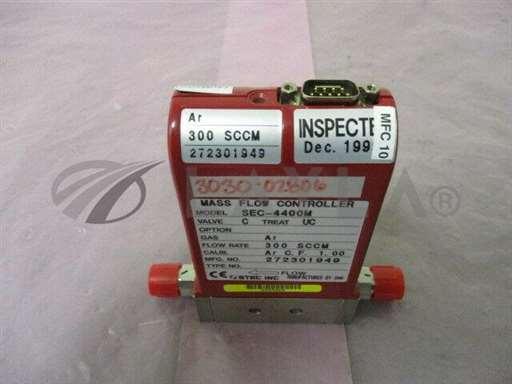 -/-/STEC SEC-4400M, Mass Flow Controller, MFC, Ar, 300 SCCM, 411177/STEC/-_01