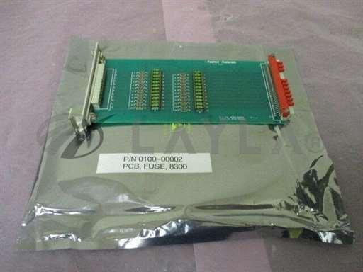 0100-00002/-/AMAT 0100-00002 PCB, Fuse, 8300, 0110-00002, 411219/AMAT/-_01