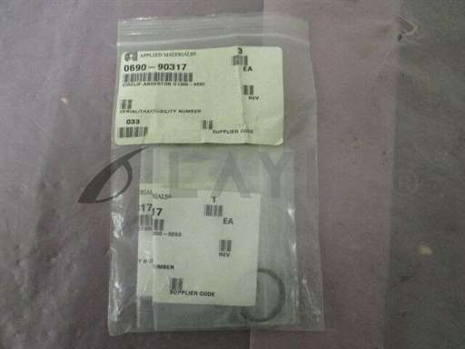 0690-90317/-/3 AMAT 0690-90317 Circlip, Anderton D1300-0280, C clamp lock/AMAT/-_01