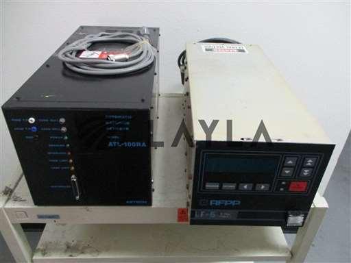 LF-5/ATL-100RA/RFPP LF-5 RF GENERATOR, AE 7520572050, ASTECH ATL-100RA RF MATCH, 411428/RFPP/-_01