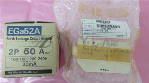 EGa52A/-/Fuji Electronic EGa52A Breaker, Citrcuit, 411988/Fuji Electronic/-_01