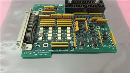 ESC400//PRI Automation ESC400, 2002-2897 Rev.B, I/O Controller Daughter Card. 413122/PRI Automation/_01