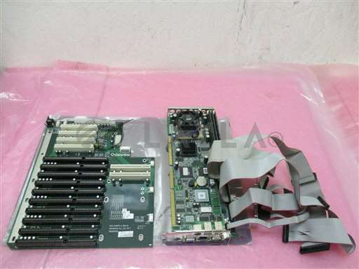 PCA-6114P4-C/PCB/Advantech PCA-6114P4-C Backplane Circuit Board W/ PCA-6180 PCB 413289/Advantech/_01