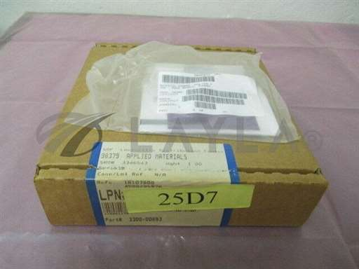 3300-00893/Tee/AMAT 3300-00893 FTG TBG Tee 1/4T x 1/4T x 1/8 MNPT, Entegris BT4-2FN-1, 413643/AMAT/_01