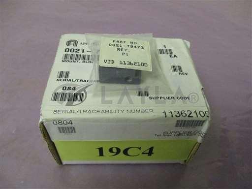 0021-79473/VAC Sensor/AMAT 0021-79473 Mount, Block, VAC Sensor 414100/AMAT/_01