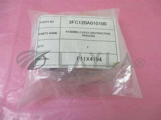 3FC120A010100/Assembly Assy Obstruction/Asyst Shinko 3FC120A010100 Assembly Assy Obstruction Sensor 3 328793/Asyst/_01
