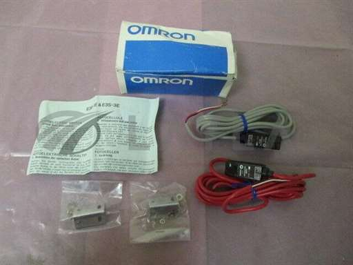 E3S-1E1/Photoelectric Switch/Omron E3S-1E1 Photoelectric Switch, E3S-1LE1, E3S-1DE1, 328922/Omron/_01