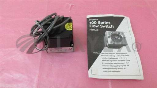 0150SS24NF3M//Proteus Industries 0150SS24NF3M, Flow Switch, 24V, 30mA. 329186/Proteus Industries/_01