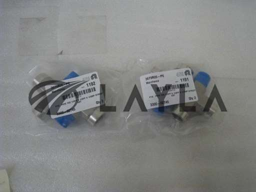 3300-02745/-/4 NEW AMAT 3300-02745 PIPE FITING TEE 1/2FP x 1/2FP x 1/2MP STREET SST/AMAT/-_01