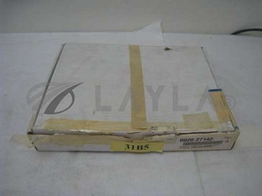 0020-27142/-/NEW AMAT 0020-27142 Weight, 8 inch clamp ring, reduced weight/AMAT/-_01
