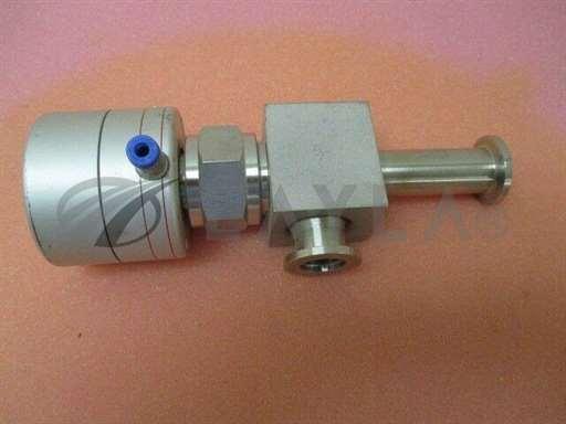 -/-/Fujikin AGBNR000, 041358 Isolation Valve KF-16 Flange Fitting/-/-_01
