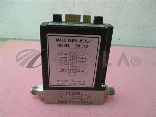 -/-/Tylan MFC, Mass Flow Controller, FC-360, AIR, 5 SLPM/-/-_01