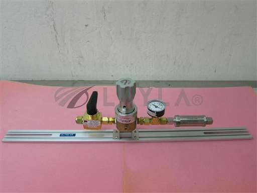 AK12158 4PL/-/Kinetics Fluid System Gas Line APTech AK12158 4PL 8800 Regulator Swagelok B-45S8/APTech/-_01
