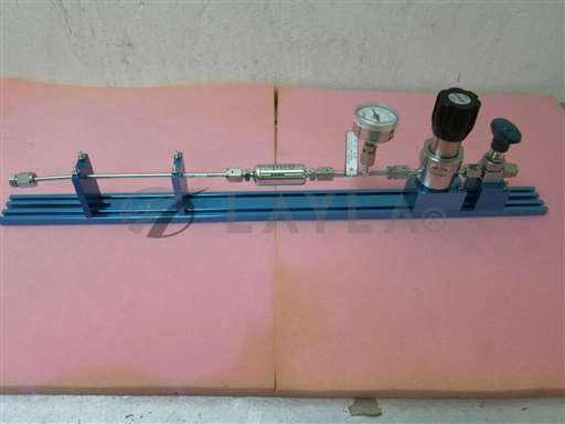AP1010SM/-/Kinetics Gas Line, APtech AP1010SM, Ametek gauge, Pall Filter, bent gas line/APtech/-_01