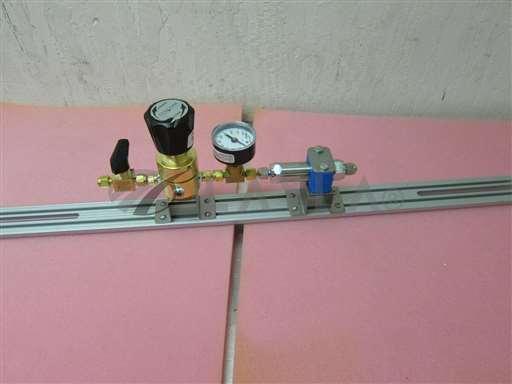 44-2213-242-010/-/Kinetics Gas Line, Regulator Tescom 44-2213-242-010 Ashcroft gauge swagelok 690/Tescom/-_01