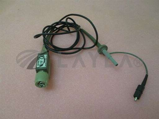 P6139/-/Tektronix P6139 500MHz 10X 8.0pF Passive Voltage Probe Oscilloscope 1.3 Meter/Tektronix/-_01