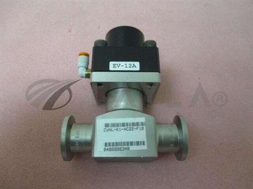 CVNL-K1-NCZZ-F12/-/MKS HPS CVNL-K1-NCZZ-F12, Compact Vacuum Valve, NW25, Stainless Steel/MKS/-_01