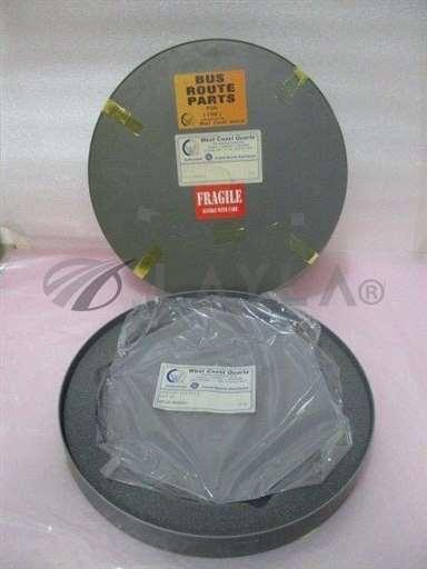 0020-01021/Quartz Plate/AMAT 0020-01021 Plate, Quartz, 417390/AMAT/_01