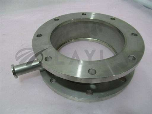 KF-16/Vacuum Flange, Connection with KF-16 Port, Gate Va/Vacuum Flange, Connection with KF-16 Port, Gate Valve, Tubo Port. 418564/N/A/_01