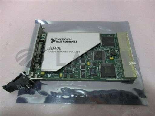PXI-6040E/-/National Instruments PXI-6040E 250kS/S Multifunction I/O, 12 Bit Board, 416051/National Instruments/-_01