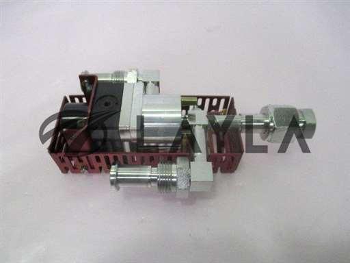 -/-/AMAT Centura DPS Chamber MKS Baratron Isolation Valve Assembly, 423449/AMAT/-_01