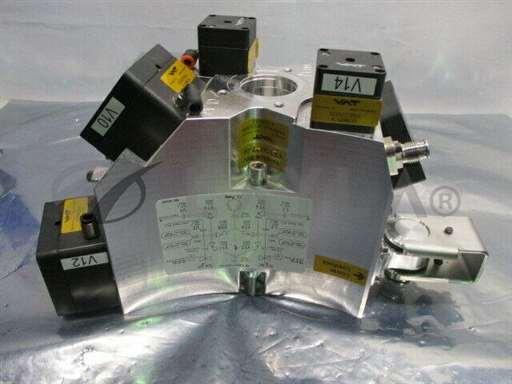 9400X-XA11-ACU1/0154/Valve Assembly/VAT 9400X-XA11-ACU1/0154 Assy, Chamber, Robot, Vacuum, Novellus 02-312537-00/VAT/_01