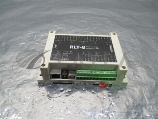 RLY-8//DFRobot RLY-8 8 Channel Ethernet Relay Controller, 100639/DFRobot/_01