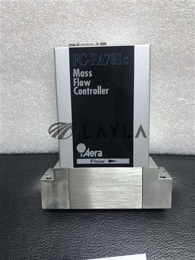 /FC-PA781/Aera MASS FLOW CONTROLLER FC-PA781/Aera/-_01