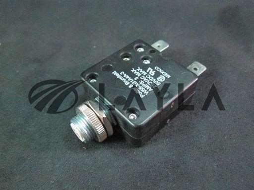 0680-00244/-/Circuit Breaker 3AMP, 250VAC Maximum, 50VDC/Applied Materials (AMAT)/-_01