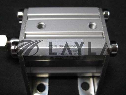 CQ2L20-25DM/-/CYLINDER, 20X25MM DBL ACT FM/SMC/-_01