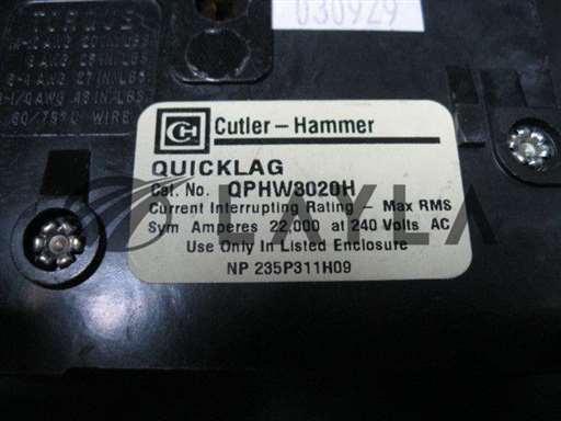 QPHW3020H/-/BREAKER, 20A 240V 3PL/Cutler-Hammer/-_01