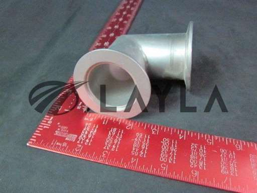 PN-31-4406-Used/-/HPS DIV Fittings SS Vacuum Elbow 90 Degrease MITER PN:2E-N/-/-_01