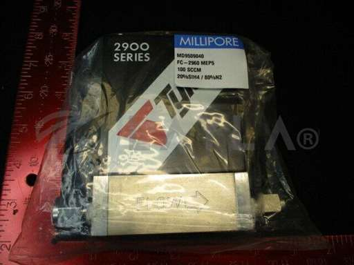 FC-2960MEP5//MILLIPORE CORP FC-2960MEP5 (R) MFC, TYLAN 100 SCCM 80% N2 20% SIH/MILLIPORE CORP/_01