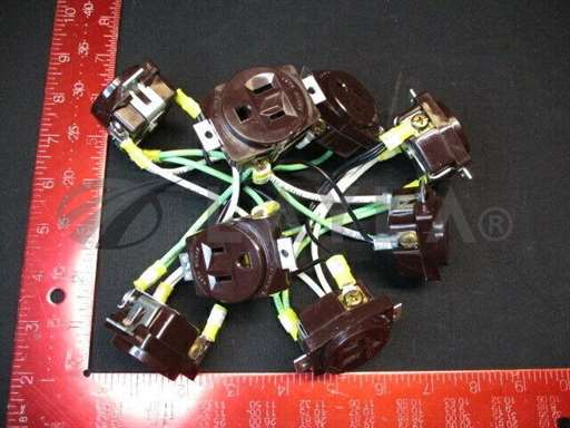 0140-10945//Applied Materials (AMAT) 0140-10945 HARNESS,POWER DISTRIB. ASSY,PLIS/CLAMSHE/Applied Materials (AMAT)/_01