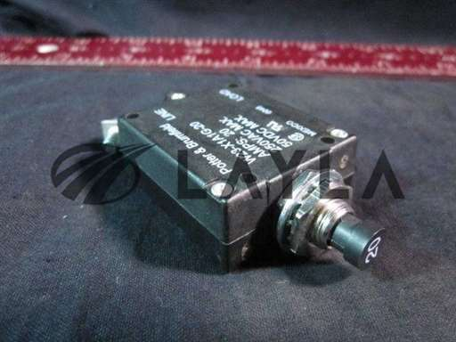 0680-01962/-/Circuit Breaker THERM Single POLE 20A PB 50V/Applied Materials (AMAT)/-_01