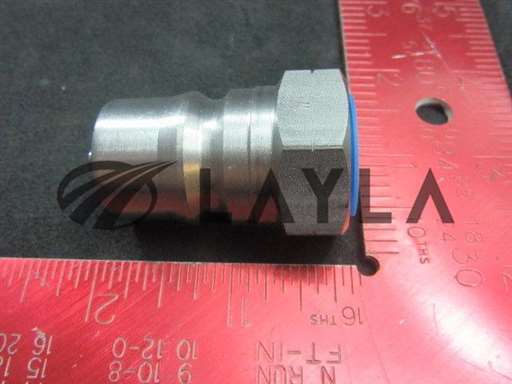 0760-01004//Applied Materials (AMAT) 0760-01004 Fitting NIP Quick Disconnect 1/2BODY X 1/2-1/Applied Materials (AMAT)/_01