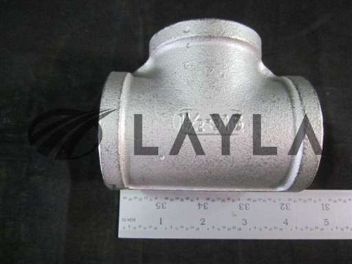 3300-04186/-/PIPE TEE 1-1/2FNPT, 316SST/Applied Materials (AMAT)/-_01