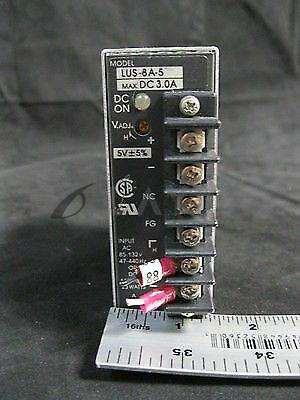 LUS-8A-5//LAMBDA LUS-8A-5 REGULATED POWER SUPPLY/TDK-LAMBDA-PHYSIK-NEMIC/_01