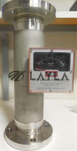 7712210736/-/King Instruments 7710 Series, Stainless Steel Tube Flowmeter 7712210736/King/-_01