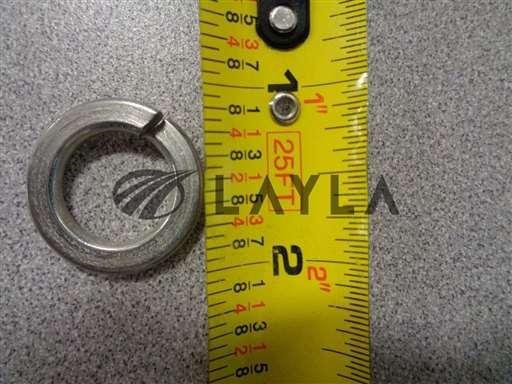 BoltM16/-/Split Lock Washer, Bolt M16,5/8 equivStainless Steel,(Lot of 48)/Unbranded/Generic/-_01